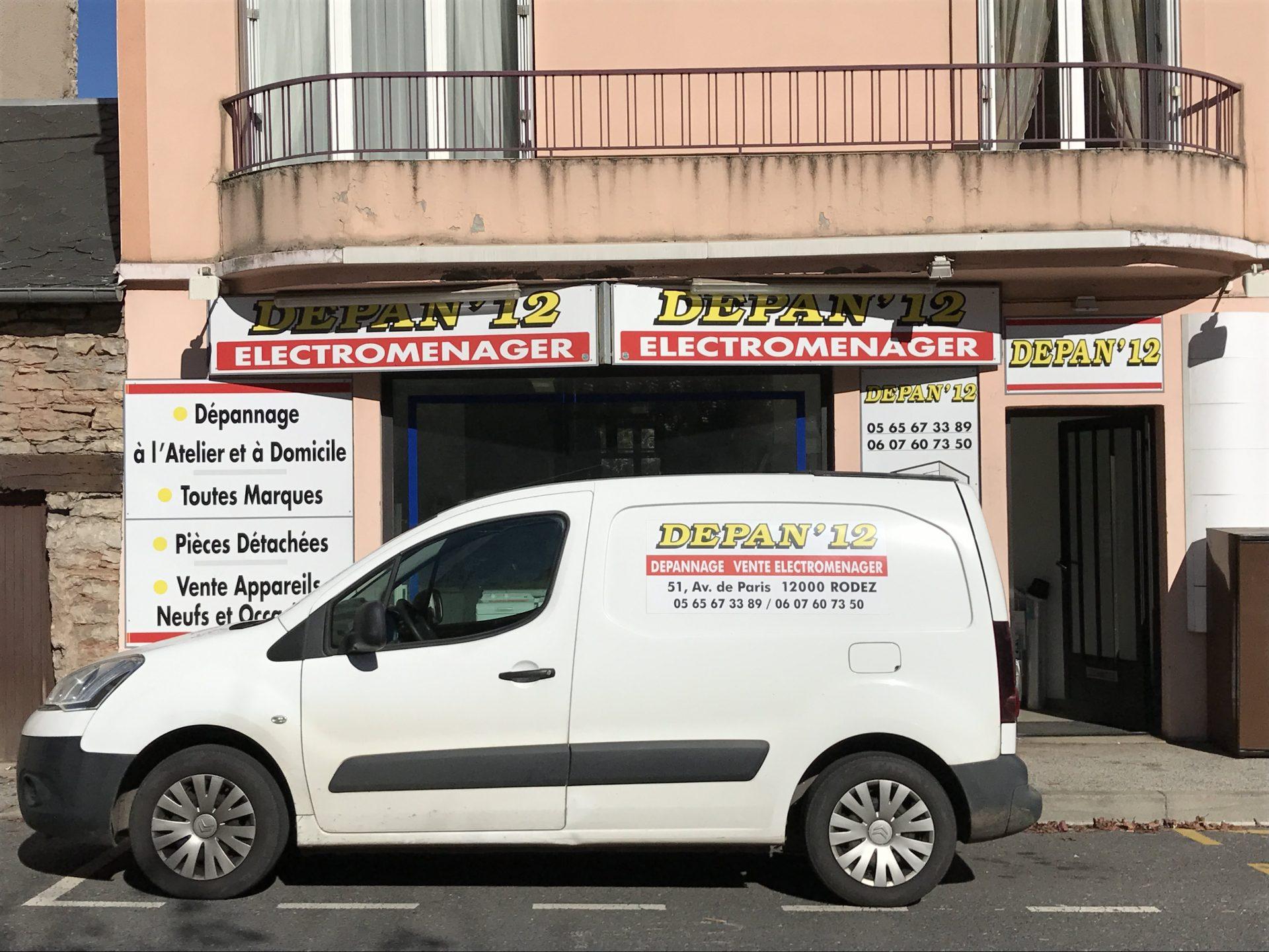 réparation d'électroménager à Rodez